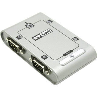 ST Labs -- USB To 4-Port Serial adapter (U-400)