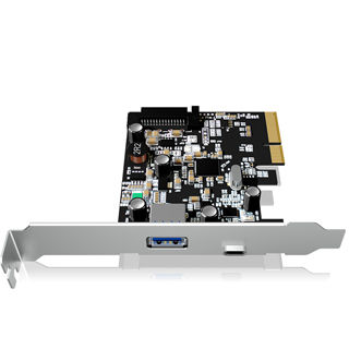 RAIDSONIC ICY BOX PCIe karta IB-U31-03