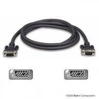 Kábel VGA - monitor spojovací kábel k monitoru 15M/15M, 1,8m - F2N028b10-GLD
