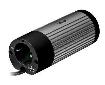 autoadaptér TRUST 230V Power Socket Dual PW-2770p