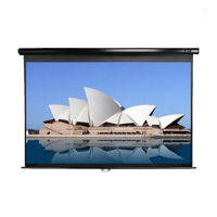 Elite Screens platno zavesne 221x124cm M100UWH