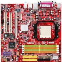Základná doska MSI K9NGM SoAM2, 4xDDR2,PCX,LAN,SATAII - bulk