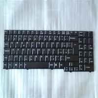 Originálna klávesnica k NB Toshiba L350 DARFON čierna, 34P, 105, 360x123,8, 5,5mm - 2013BADDL00193