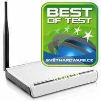 Tenda W311R+ WiFi-N 150 Router,4x LAN, 1x Ext. Ant - W311R+