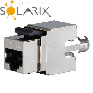 SOLARIX Keystone CAT5E STP RJ45