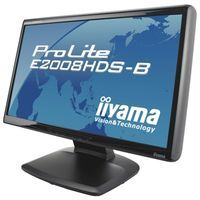 """Monitor LCD 20"""" LCD iiyama E2008HDS-16:9,1600x900,DVI,30000:1 - E2008HDS"""