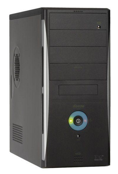 Midi DM-70 Black/Silver, USB/Audio, bez zdroje