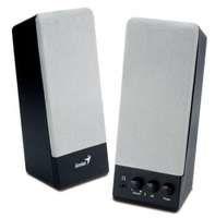 Speaker GENIUS SP-S110 1W black, látkový poťah