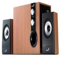 Genius reproduktory SW-HF2.1 1205, wood, 32W - 31730972100