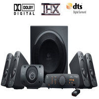 Domáce kino - Logitech® Surround Sound Speakers Z906 - sada reproduktorov 5.1 - 980-000468