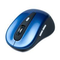 CONNECT IT CI-164 bezdrôtová optická myš modrá