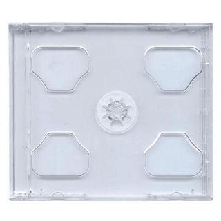 BOX JEWEL prázdny obal 2ks CD/DVD/BR