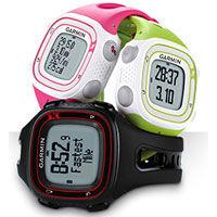 Garmin hodinky FORERUNNER 10 pink-white