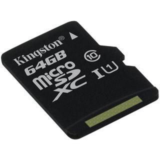 Kingston Micro SDXC 64GB UHS-I