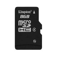 Kingston Micro SDHC Card 8GB SP Class4 bez adapt