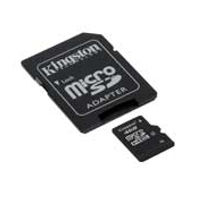 Kingston Micro SDHC Card 8GB Class4