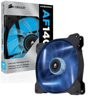 Corsair -- Air cooler SP140 LEDBlue 140x25 1ks/led