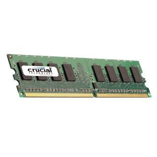 CRUCIAL 1GB/DDR2/667MHz/CL5/1.8V