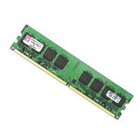 KINGSTON ValueRAM 2GB/DDR2/800MHz/CL6/1.8V