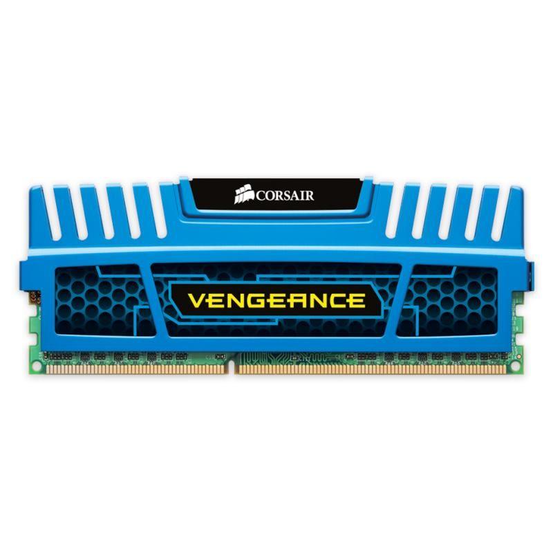 CORSAIR Vengeance BLUE 4GB/DDR3/1600MHz/CL9/1.5V