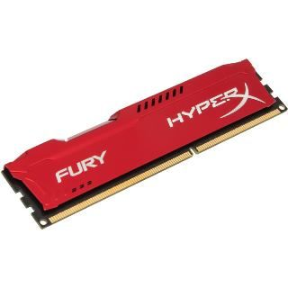KINGSTON HyperX Fury RED 4GB HX318C10FR/4