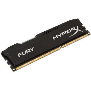 KINGSTON HyperX Fury BLACK 4GB HX316C10FB/4