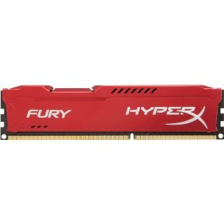 KINGSTON HyperX Fury RED 4GB HX316C10FR/4