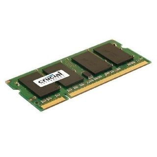 CRUCIAL 2GB/DDR2 SO-DIMM/667MHz/CL5/1.80V