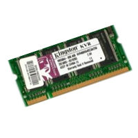 KINGSTON ValueRAM 2GB/ DDR2 SO-DIMM/800MHz/CL6/1.8