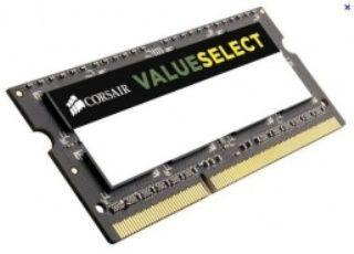 CORSAIR ValueSELECT 4GB/DDR3L SO-DIMM/1333MHz/CL9/