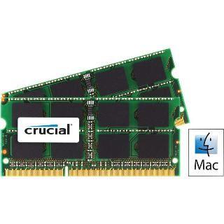 CRUCIAL Apple/MAC 8GB (2x4GB)/DDR3 SO-DIMM/1066MHz
