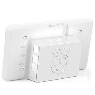 RASPBERRY Biela skrinka pre Raspberry Pi B+/2B/3B