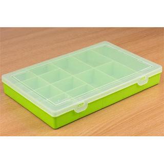 PIMORONI Component Storage Box - 13x Lime
