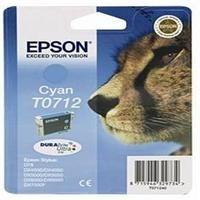 Cartridge Epson Cyan D78,D92,D120, Multifunkce DX xxxx (T0712) - C13T07124011