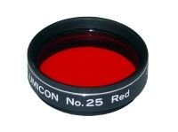 """Červený planetárny filter #25 1,25"""""""