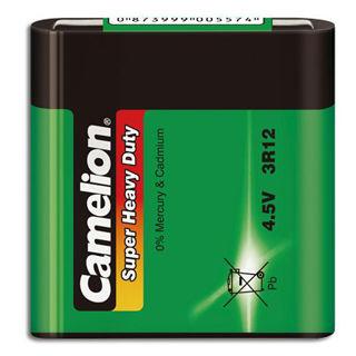 CAMELION Batéria SUPER HD zink-chlorid Block 4.5V