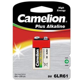 CAMELION Batéria alkalická PLUS Block 9V 1ks 6LR61