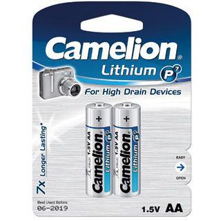 CAMELION Batérie líthium AA 2ks FR06