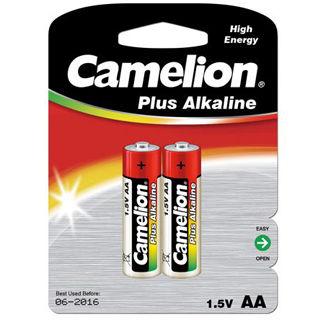 CAMELION Batérie alkalické PLUS AA 2ks LR06