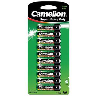 CAMELION Batérie SUPER HD zink-chlorid AA 10ks R06