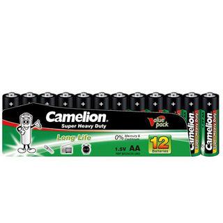 CAMELION Batérie SUPER HD zink-chlorid AA 12ks R6P