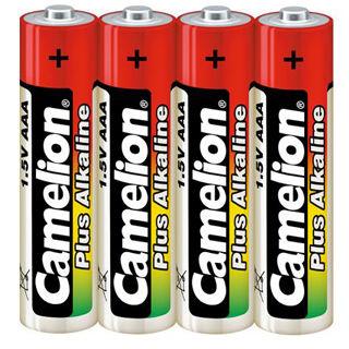 CAMELION Batérie alkalické PLUS AAA 4ks LR03-SP04