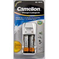 Camelion nabíjačka batérii BC-1021C + 2AA NiMH 2300mAh
