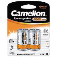 Camelion batérie nabíjateľné NI-MH R14/C 2500mA 2k