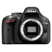 Digitálna zrkadlovka Nikon D5200 telo čierne