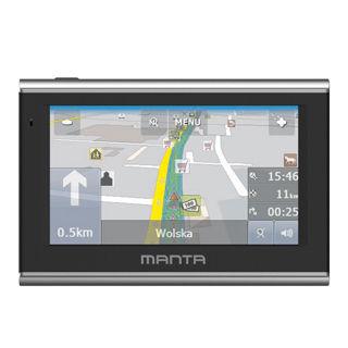 MANTA GPS Navigácia EASY RIDER GPS470