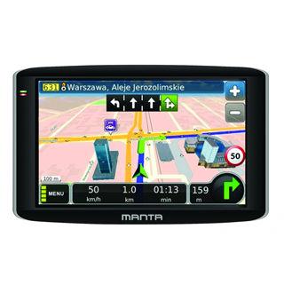 "MANTA GPS Navigácia 4,3"" PREMIUM GPS9472"