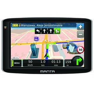 "MANTA GPS Navigácia 5"" PREMIUM GPS9572"