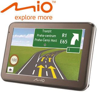 MIO S7550LM +Lifetime aktualizácia + full Europ