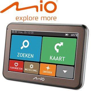 MIO S5400 CZ/SK + Lifetime aktualizacia